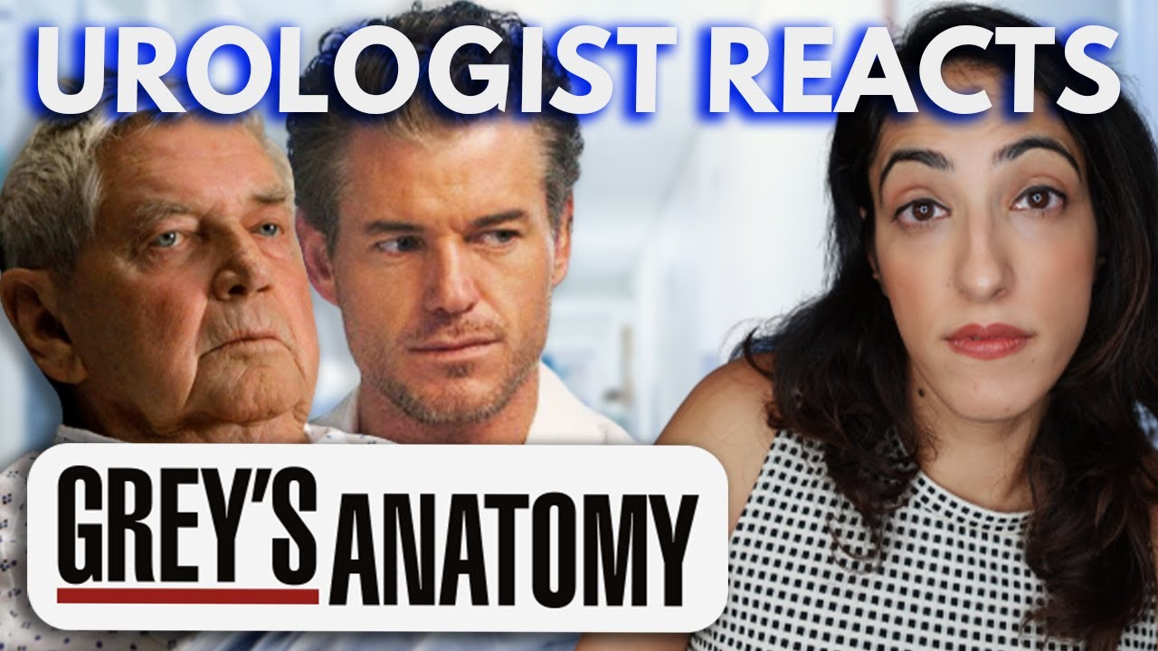 Download Urologist Reacts to Grey's Anatomy | How a Penile IMPLANT Actually Works | Part 1
