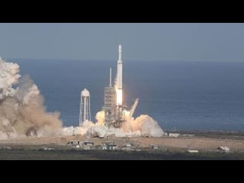 Space quickly becoming the next frontier for investors