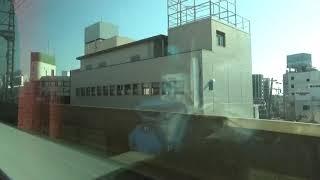 近鉄22600系 モ22659 名阪特急大阪難波⇒近鉄名古屋間の車窓