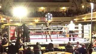Cole Johnson vs. Sean Davis