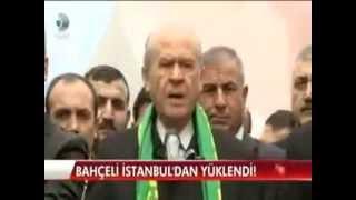 Devlet Bahçeli Erdoğan'a Aile Cevabı