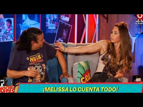 Melissa Loza contó todo sobre su escandalosa ruptura con una figura de la farándula - Yo Soy