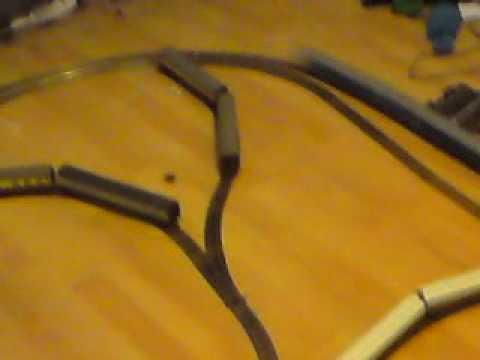 Model Railway Layout Plan 1
