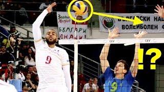 【バレーボール】フランス代表の問題児イアルバン・ヌガペトのスパイクが狂ってる!【スーパープレイ】 Crazy Volleyball Actions - Earvin N'Gapeth thumbnail