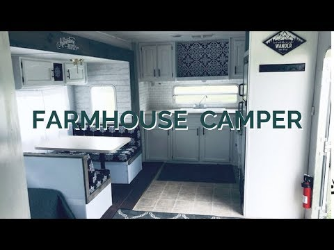 farmhouse-rv-camper-renovation-before-and-after---vlog
