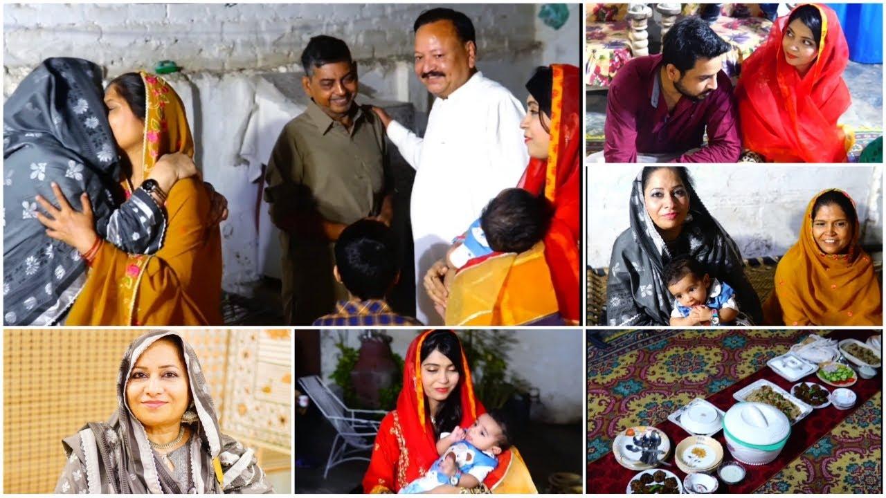 Meri Samdhan Bachpan Ki Saheli k Ghar Eid Dawat ❤❤ Cooking with Shabana !!