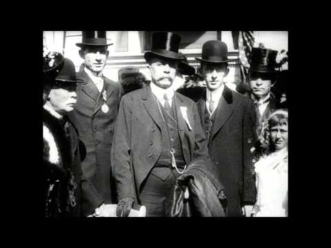 On October 27 1913 The First Newsreel Film Footage Taken