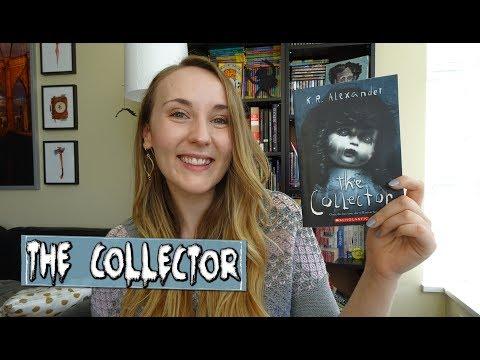 THE COLLECTOR | Middle Grade Horror Book Talk