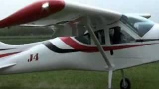J4 Prova Volo ed allenamento dimostrazione