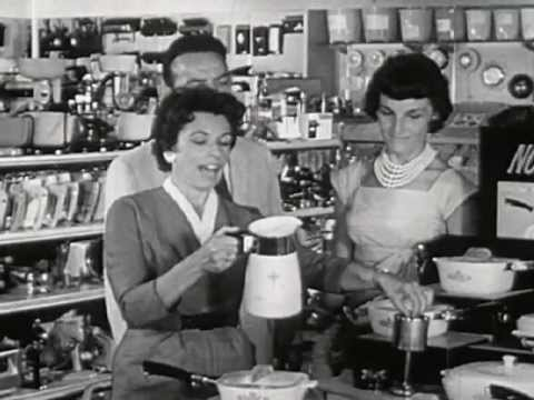 "Sexist 1960 Marketing Film: ""American Women: Partners in Research"""