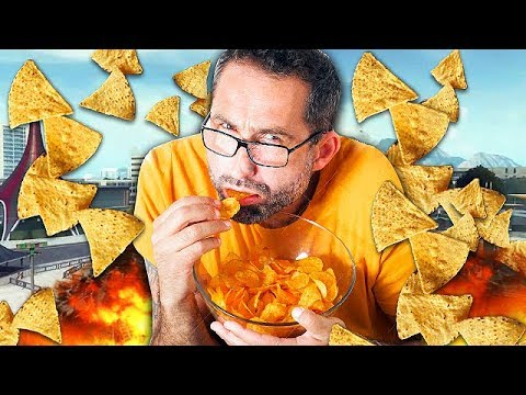 EATING CHIPS TROLLING ON CALL OF DUTY! (Black Ops 2 Trolling) #3