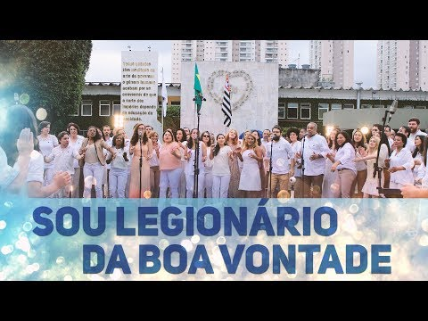 SOU LEGIONÁRIO DA BOA VONTADE  » Música Legionária