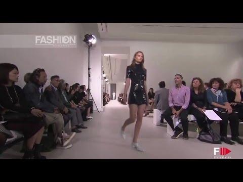 PACO RABANNE Fashion Show Spring Summer 2014 Paris HD by Fashion Channel