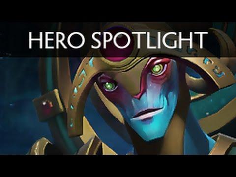 Dota 2 Hero Spotlight - Oracle