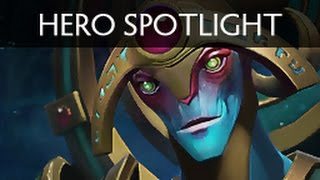 Dota 2 Hero Spotlight - Oracle