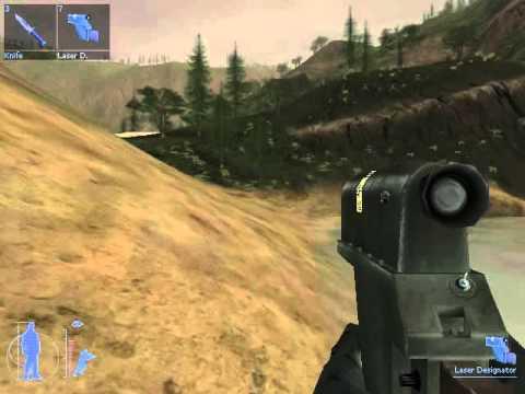 IGI 2 : Covert Strike - #15 Air-Strike -  Agent Rank