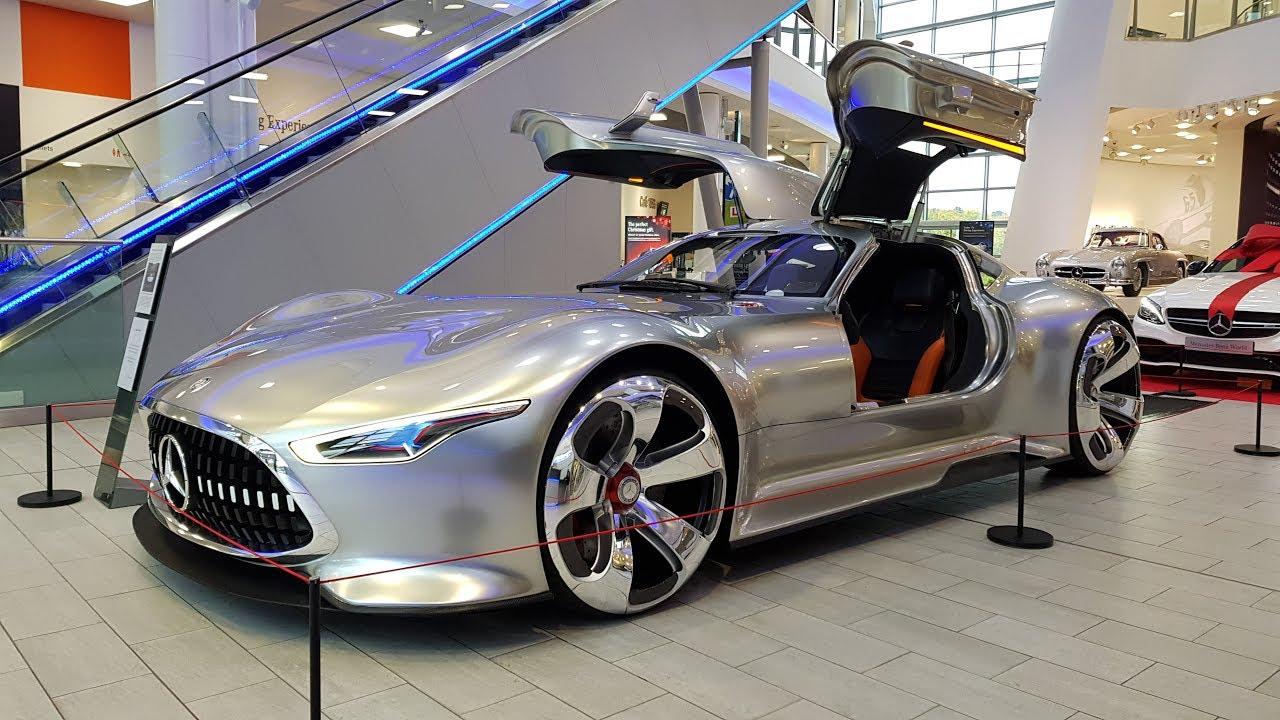2017 Mercedes Amg Vision Gran Turismo In Depth Exterior And Interior Tour Youtube