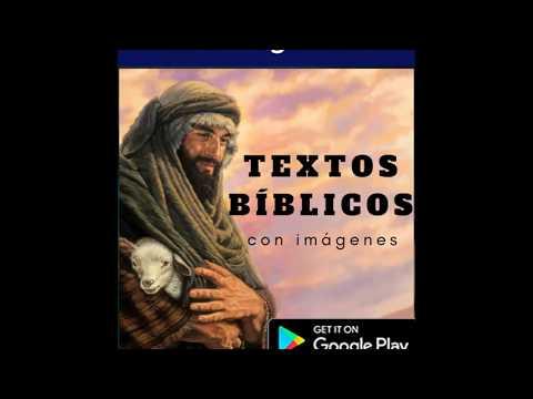 Descarga App Textos Bíblicos con Imágenes