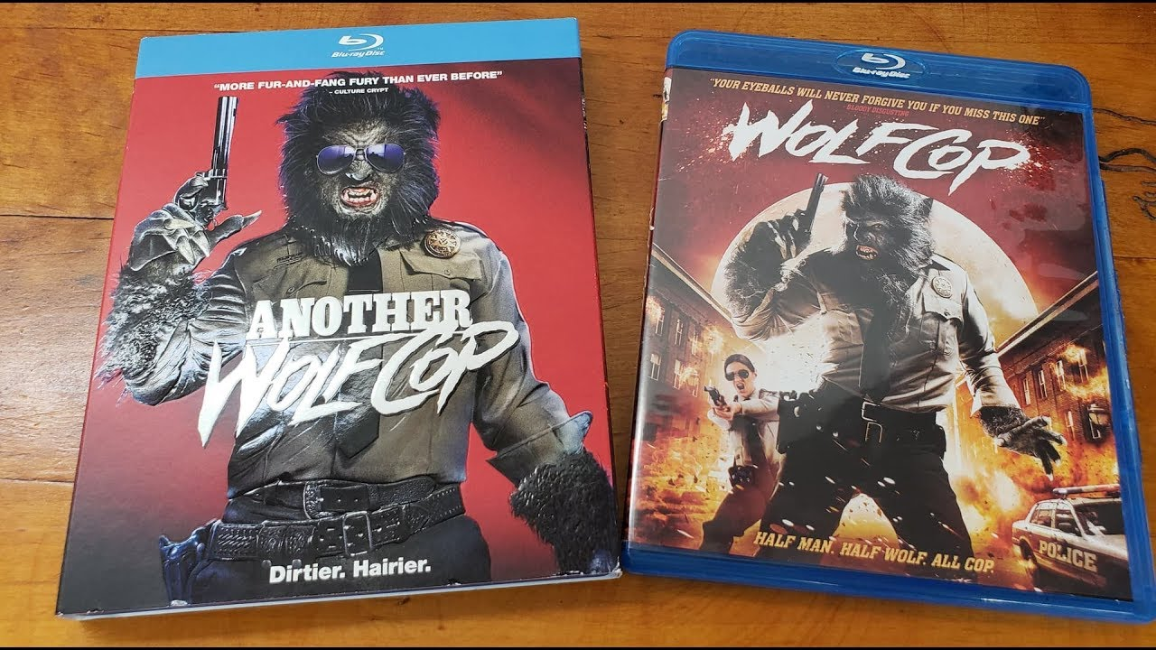 Download ANOTHER WOLF COP -Blu Ray- 2018 (MEXICO) 🇲🇽