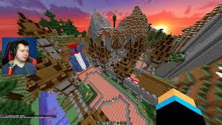 ODWIEDZAM WAS #06 - GOŚĆ ZGUBIŁ DOMEK!    Minecraft Brodaci