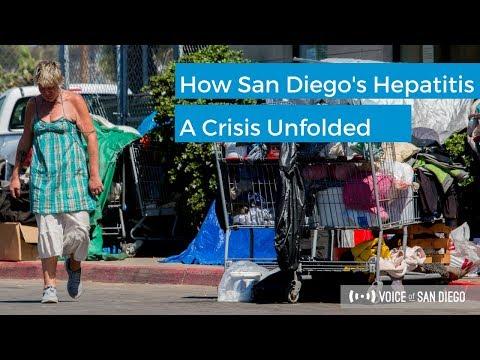 How San Diego's Hepatitis A Crisis Unfolded