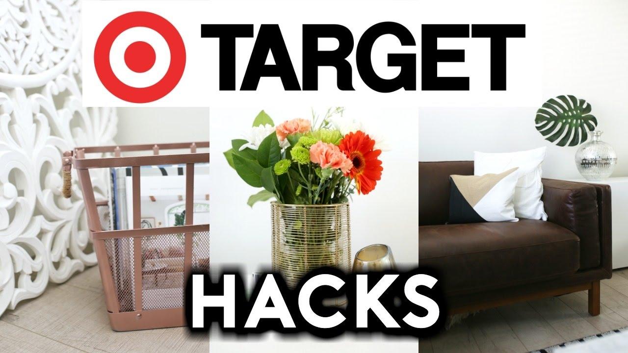 Target Living Room Decor Diy Target Hacks Diy Room Decor Transformation Trendy Simple