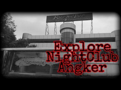 Abandoned Haunted NightClub Razz Ma Tazz Jln Tuaran KK, Sabah