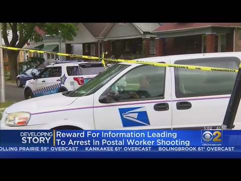 U.S. Postal Inspection Service Offering $50,000 Reward For Information After Mail Carrier Critically