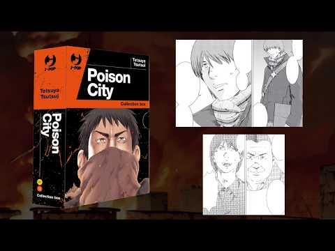 recensione-manga:-poison-city---tetsuya-tsutsui