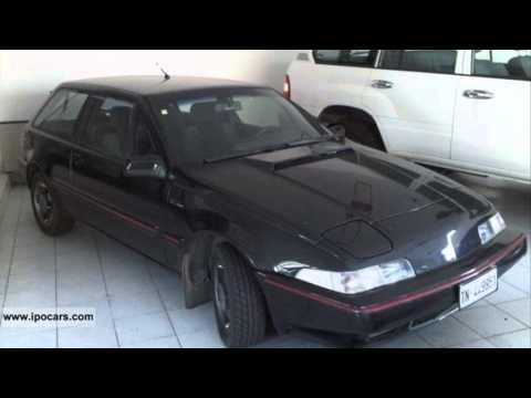 Volvo 480 Es 1987 Youtube