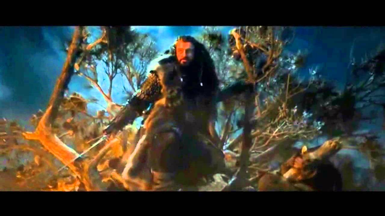 The Hobbit: Thorin Oakensheild x OC [Fanfiction Trailer ...