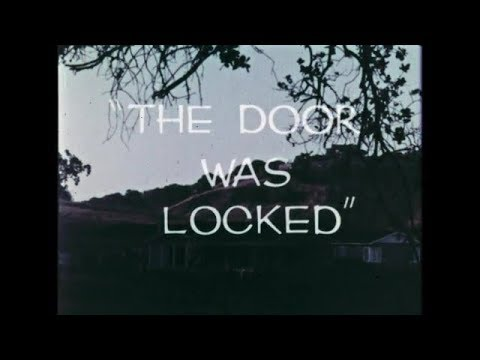 The Door Was Locked (1967)