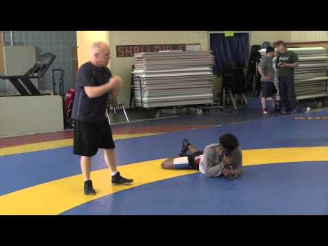 Doug Yeats Clinic: Gutwrench When Opponent Overreacts on Defence