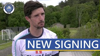 New signing | Paul Woods