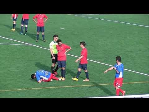 2ª Divis. Extremeña CD Cabeza del Buey 2-3 Sporting Malpartida 31-03-2019