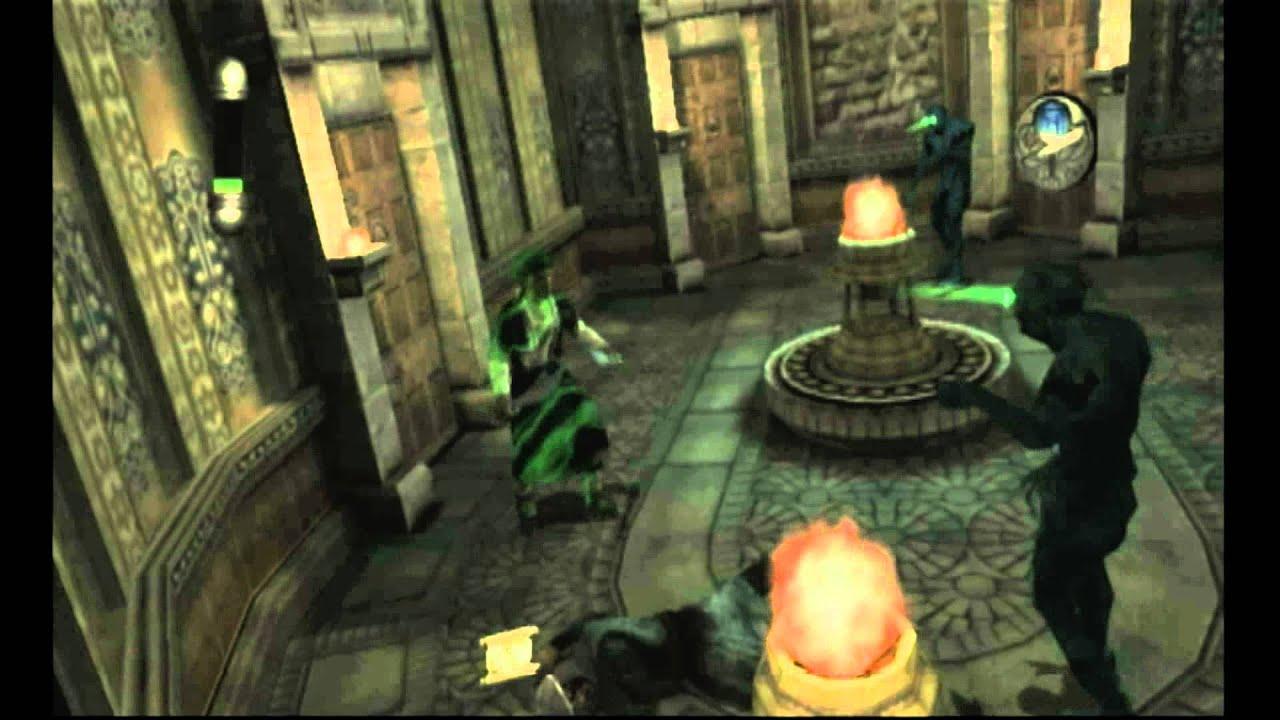 CGRundertow ETERNAL DARKNESS: SANITY'S REQUIEM for Nintendo GameCube Video  Game Review - YouTube