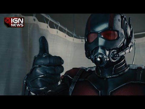 The Ant-Man Trailer Has Arrived - IGN News