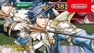 Fire Emblem Heroes - Legendary Hero (Chrom: Crowned Exalt)