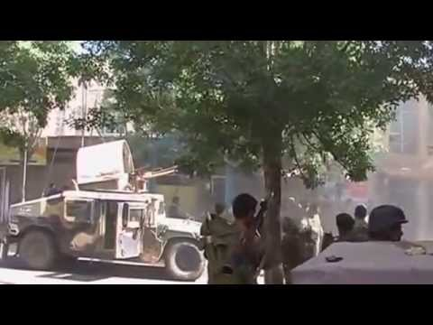 Paki-Punjabi ISI's Lashkar-e-Taiba Attacks on Indian Consulate in Herat Afghanis