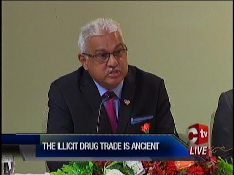 Tackling Illicit Trading in Medical Drugs