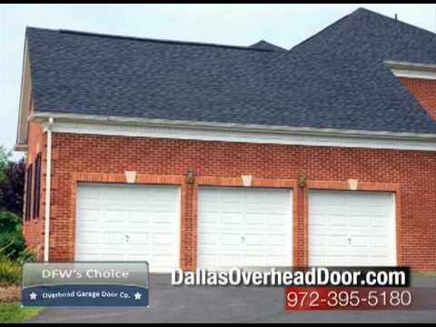 Dallas overhead garage door service and repair dallas for Dallas garage doors