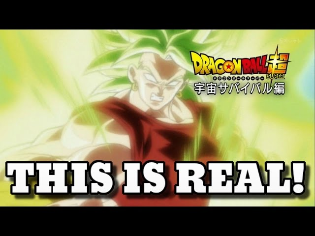 The Dragon Ball Anime Might Have Its First Super Saiyan Woman