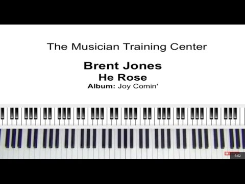 "How To Play ""He Rose"" by Brent Jones"