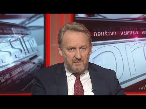N1 Pressing: Bakir Izetbegović (7.3.2018.)