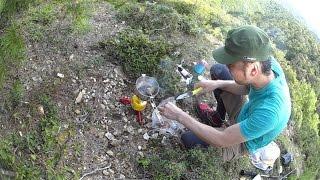鈴鹿山脈での遭難 野宿 2015年9月14日