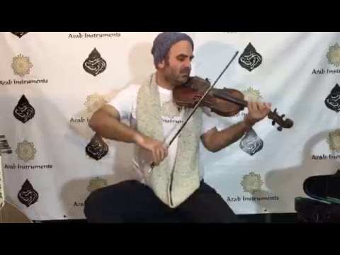 Oud & violin Session with Hazan on Arab Instruments