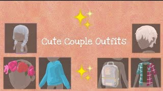 Download lagu ✨Cute Couple Outfits✨ || Hotel Hideaway