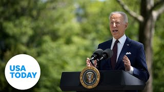 The attack on Kabul Airport will be addressed by President Biden | USA TODAY thumbnail