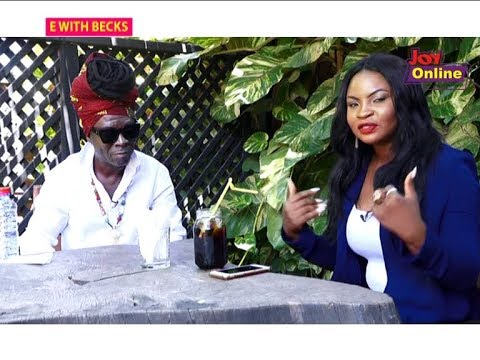 Hanging Out With Kojo Antwi - E With Becks on JoyNews (27-6-18)