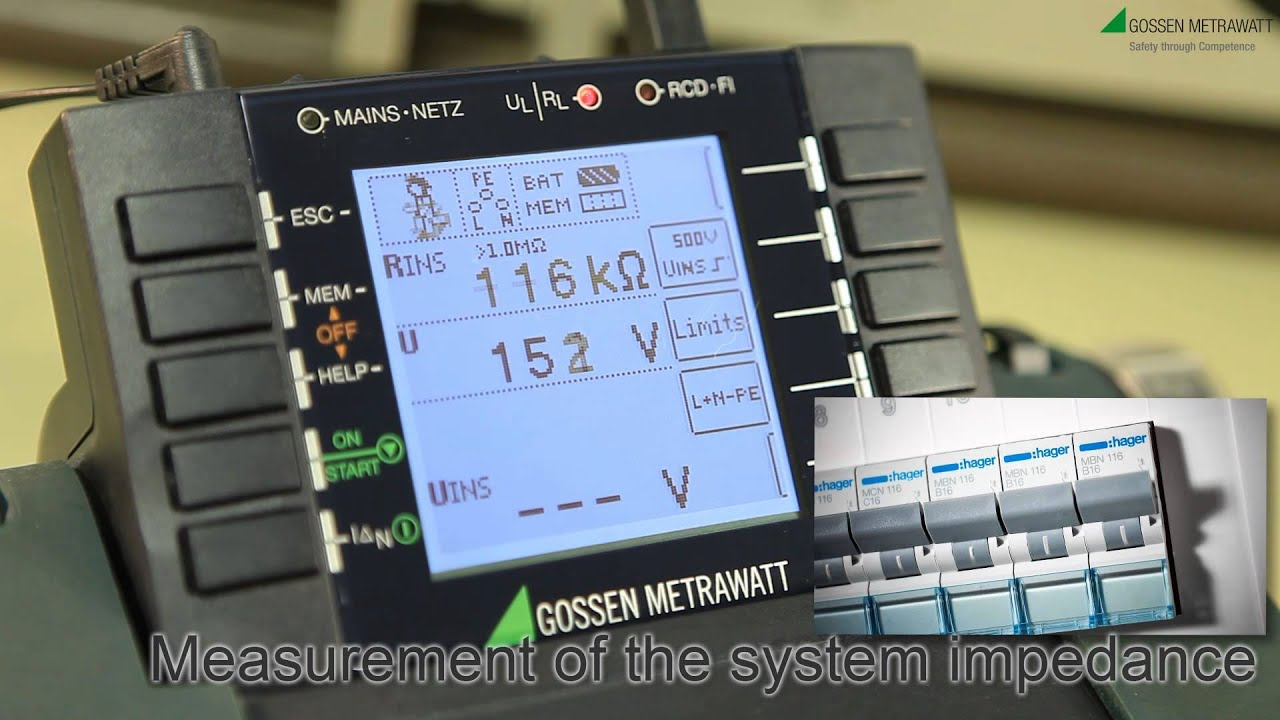Testing The Electrical Systems By Installationtester